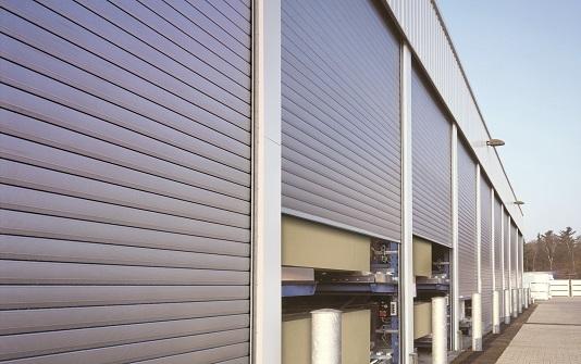 Se vores udvalg af Rulle Porte til industri