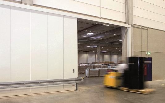 Se vores udvalg af Skyde Porte til industri